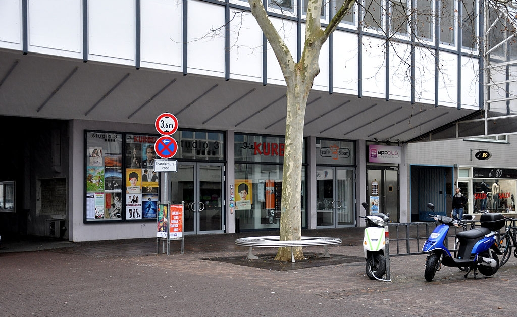 Die Kurbel / Kinemathek Karlsruhe